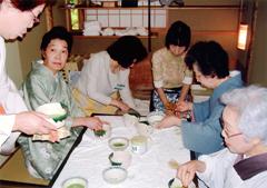 薫風チャリティー茶会