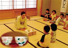 お茶ごっこ2009