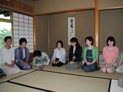 東日本大震災被害者支援チャリティ茶会3