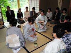 東日本大震災 災害支援チャリティ茶会