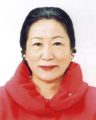 2012-2013会長 山田三恵