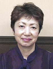 2014-2015会長 森 久子